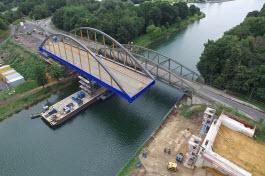 Hervester Brücke Nr. 423 über den Wesel-Datteln-Kanal